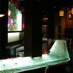 Bar Top & Wall Panel
