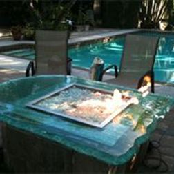 Fire Table - Outdoor