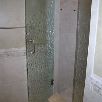 Shower Enclosure - Pebble