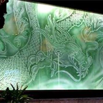 Wall Divider - Dragon