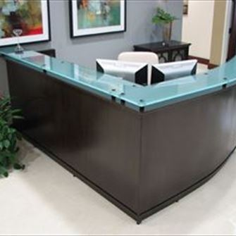 Countertop - Reception Ledge