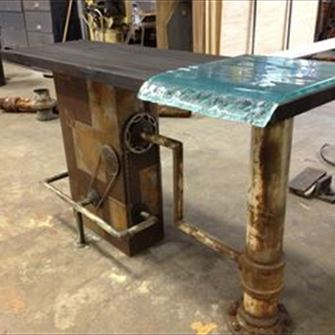Counter Top - Steampunk