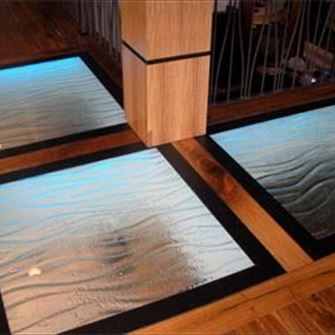 Glass Panel - Floor Insert